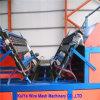 Machine de soudure de treillis métallique de plaque de bâtiment