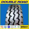 Doppeltes Road Brand Truck Tire, Radial Truck Tyre 8.25r20
