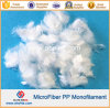 Pp Fiber Monofilament Form pour Concrete Cement Mortar