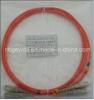 3.0 Cuerda de remiendo óptica a dos caras de fibra del Sc-Sc milímetro