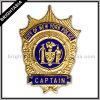 La ciudad de Nueva York Police Badge para nosotros Military (BYH-10093)