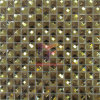 Shinning Crystal Mix Mosaico Acero inoxidable / mosaico Decoración (CFM808)