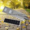 luz de rua solar completa do diodo emissor de luz 30W com painel solar