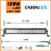 barras ligeras campo a través de 12V 120W LED para el alimentador del carro 4X4