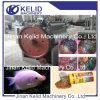 Novo tipo maquinaria nova da alimentação dos peixes do floco do projeto