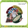ギフトの装飾冷却装置磁石の記念品のシンガポールのカスタマイズされた昇進のDurian (RC-SG)