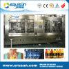 40-40-12熱い満ちるジュースの飲料の自動注入口機械