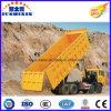 Construcción Hongyan 8X4 carro de vaciado pesado de 65 toneladas