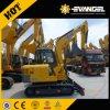 Am meisten benutztes XCMG Xe60ca 6 Tonnen-neue Miniexkavator-Preise
