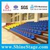 Gradins au soleil ronds/Square Leg Aluminum Demountable pour le théâtre de variétés