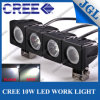 10W CREE Offroad LED Work Lamp, LED Driving Lights Spot/Flood