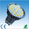 24SMD LEIDENE Lamp, LEIDEN SMD Licht, 5050 LEIDENE SMD Verlichting (ol-gu10-s24-WW)