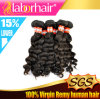 7A Grade Китай Supplier Cheap Peruvian Deep Wave Hair Extensions в 12 ''