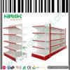 Supermarkt-Bildschirmanzeige-Fach-Gondel-Regale und Zahnstangen