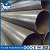 Q235 REG Cuadrado Negro / rectangular de acero soldado de tuberías