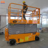 8m Mini Scissor Lift com Battery Power