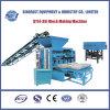 Máquina de fatura de tijolo pequena do investimento de Qtj4-35I