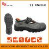 Sapatas de segurança plásticas das mulheres do tampão do dedo do pé para o verão Sns739