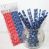 Rayado Chevron Blue Star 100% respetuoso del medio ambiente paja de papel