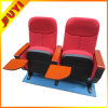 Fabbrica Cheap Fashion 3D Cinema Chair Fabric Cover Cushion Seats Flame Resistant Motion Upholstered Writing Pad Chair
