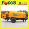 Sale quente Hbts 60 13.110e Trailer Concrete Pump