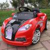Езда электрического автомобиля малышей на подарке детей колес автомобиля 4