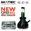 El Product más nuevo LED H1 Headlight 1set = 2bulbs y 2 Drivers