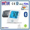 2017 최신 Bluetooth 상완 혈압 모니터 (BP80K-BT)