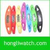 De gunstige Horloges van het Silicone (XMHL008)