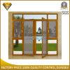 스크린 (XA010)를 가진 두 배 유리제 여닫이 창 알루미늄 문 그리고 Windows