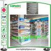 Scaffalatura della gondola del supermercato per il servizio di Dubui
