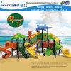 Equipamento Hf-12001 do campo de jogos das crianças do mundo do mar