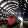 Stahlkonstruktion-Bahnhof mit Nizza Qualität