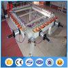 Máquina que estira automática de gran tamaño de la pantalla de seda de la precisión