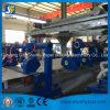 Máquina doble del pegamento que pega para la cadena de producción acanalada de la cartulina de 5 capas