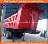 Tri-Axle Hochleistungs50ton Dumper/Ende Tipper Truck Trailer