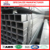 Carbon galvanizzato Steel Welded Rectangular Pipe per Structure