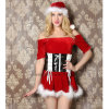 Платье рождества повелительниц высокого качества симпатичное