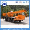 6t guindaste móvel montado mini caminhão do guindaste Hwzg-6 para a venda