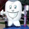 Kundenspezifisches Toothy aufblasbares Maskottchen (BMIA298)