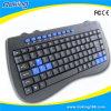 Meizhou Doking 전자 기술 Co., 주식 회사에서 88key+10hot 키를 가진 USB 소형 키보드