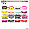 Regalos de Halloween Party Supply pulsera accesorios de moda pulsera de silicona (G8040)