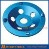 분단된 Disc/PCD 컵 바퀴를 가는 PDC 컵