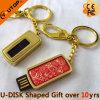 Trasparenza calda che copre con una cupola il flash su ordinazione del USB di marchio per il regalo (YT-3224)