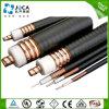 Изолированный PE/TPE провод связи питательного кабеля 50ohms 7/8 RF коаксиальный