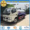 Dongfeng 4X2 4500Lのスプリンクラーのタンカー販売のための4.5 Tの給水車