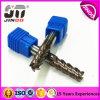 Alta calidad 4 flautas que muelen el molino de extremo del CNC del carburo de las herramientas