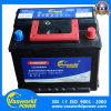 Bateria de carro livre da manutenção profissional do fabricante da bateria de carro