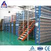 Estantería de acero resistente del entresuelo del almacenaje del almacén