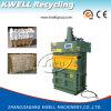 Гидровлическая тюкуя машина давления/вертикальный Baler картона/давление хлопка тюкуя